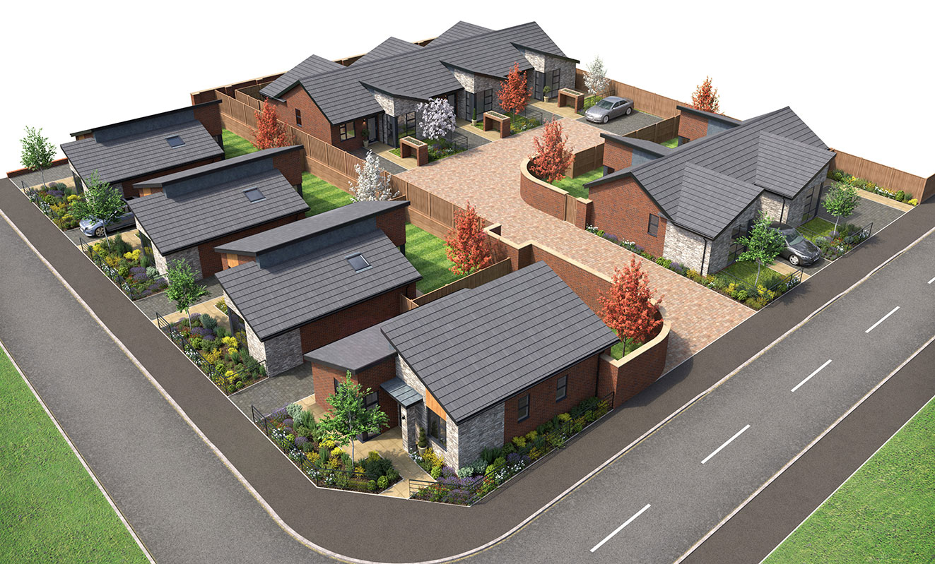 Exclusive new homes available at Manvers Arms, Edwinstowe